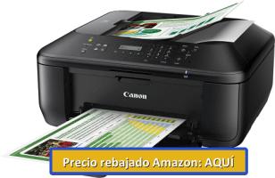 comprar impresora barata canon para oficina