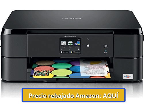 impresora brother J562DW multifuncion