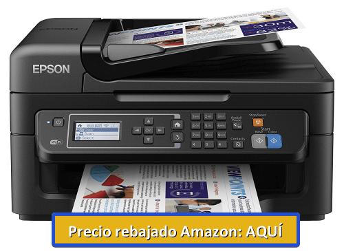 impresoras de la marca espon