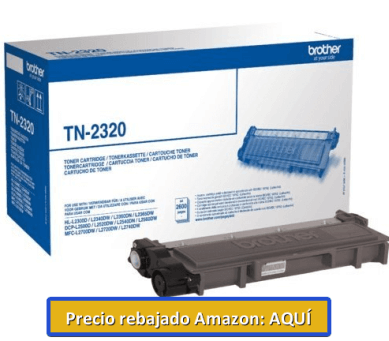recambios de toner originales brother