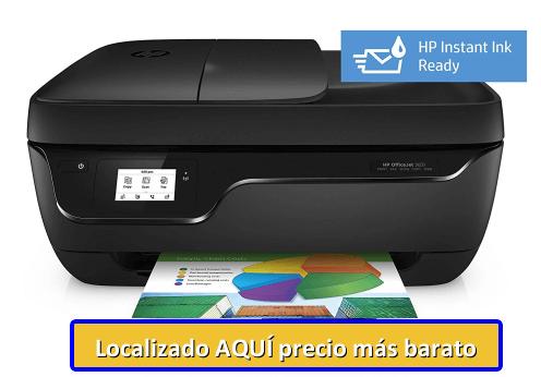 impresoras wifi de la marcha HP
