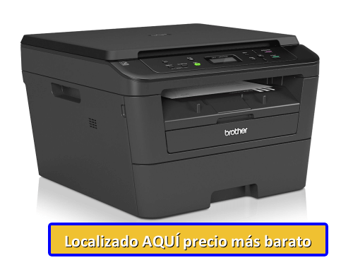 impresoras brother wifi DCP