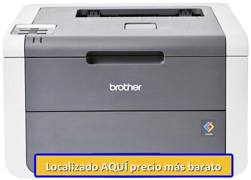 impresora laser brother 3140