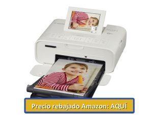 impresora de viaje 1300 Canon Selphy