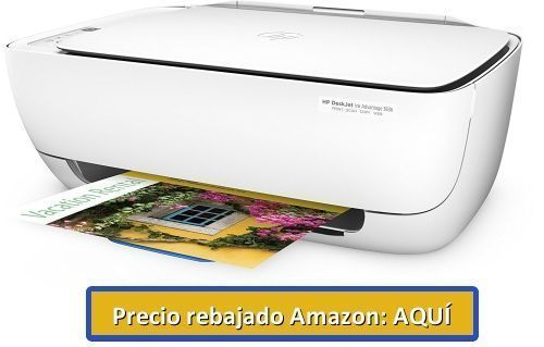 modelo barato de impresora de tinta