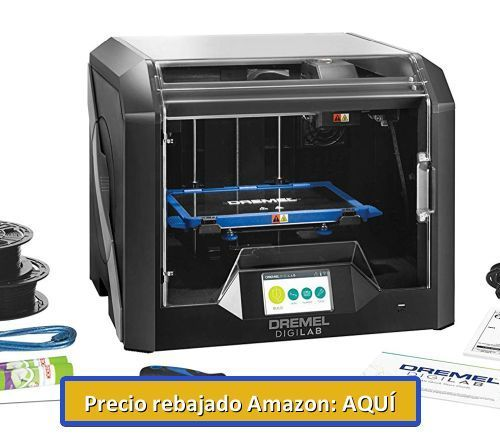 impresoras tridimensional dremel