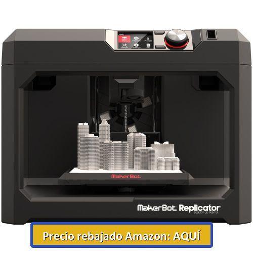 impresion 3d makerbot replicator