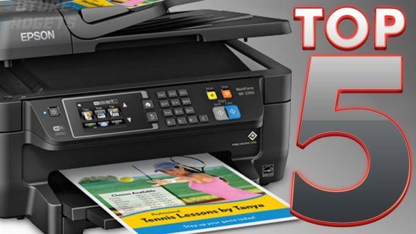 comparativa ocu mejor impresora